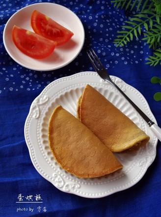 【成都名小吃】美味蛋烘糕的做法