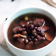 黑豆黄芪牛肉汤