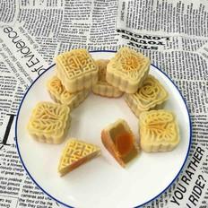 木糖醇广式月饼#长帝烘焙节#