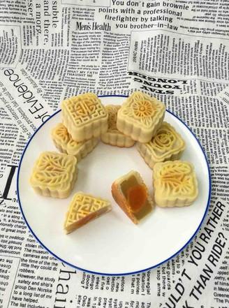 木糖醇广式月饼#长帝烘焙节#的做法