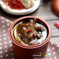 汉方姜母鸭