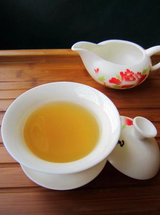 祛湿茶的做法