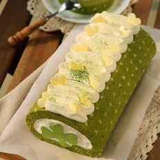 南瓜卷心蛋糕