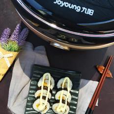 #铁釜烧饭就是香#自制寿司