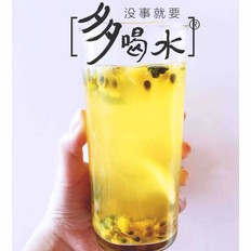 百香柠檬薄荷茶