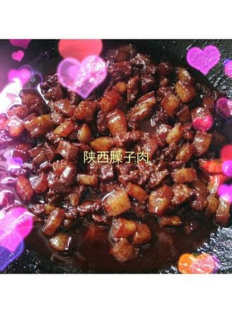 陕西臊子肉的做法