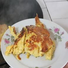 农家煎(长)鸡蛋