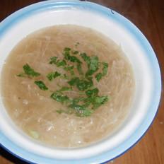 萝卜丝汤的做法[图]