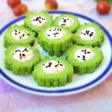 苦瓜酿豆腐