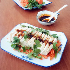 麻辣拌豆腐