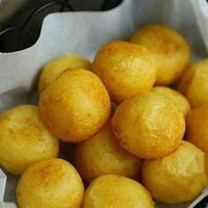 炸土豆丸子