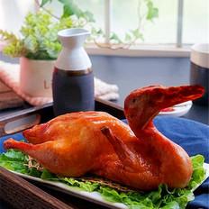 脆皮蜜汁烤鸭