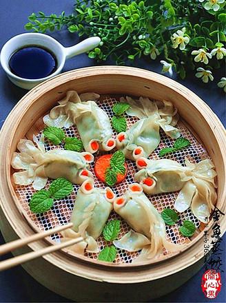 金鱼蒸饺闹金秋