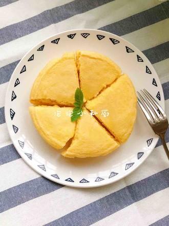 木瓜牛奶蒸蛋糕的做法