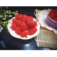 糖桂花小红果