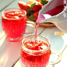 草莓酒的做法[图]