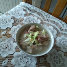 山东单县羊肉汤