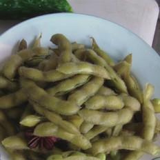 山东盐水煮豆荚