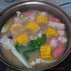 家乐汤底火锅