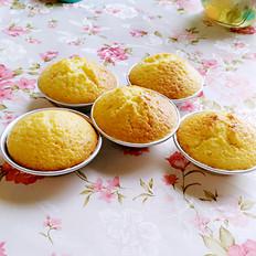 原味麦芬蛋糕
