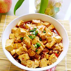 #幼儿学龄食谱#豆腐炒肉丁