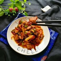 #霸王超市#青椒回锅肉