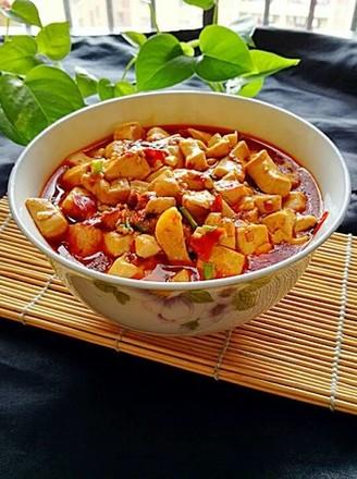 #霸王超市#五花肉焖豆腐的做法