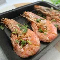 香煎阿根廷虾