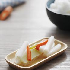 泡菜萝卜(简易版)