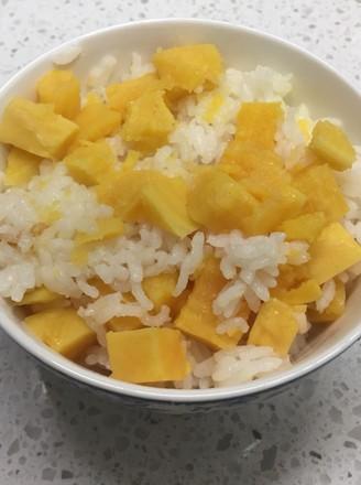 红薯焖饭的做法