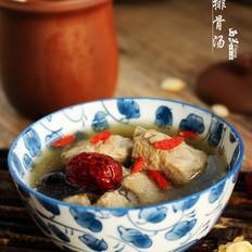 黄芪排骨汤