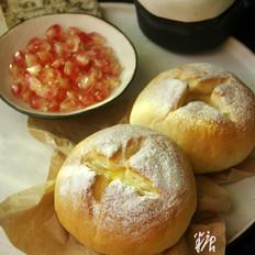 奶汁土豆面包