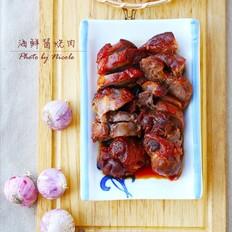 海鲜酱烧肉