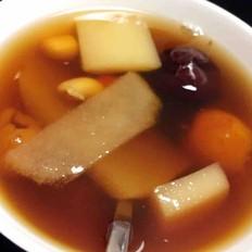 五红苹果梨水的做法[图]