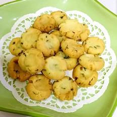 香葱香饼干