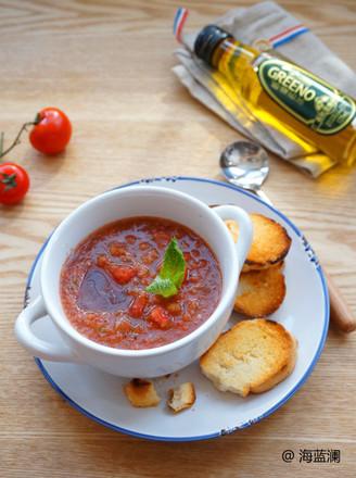 西班牙冷菜汤