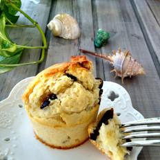 蔓越莓马芬蛋糕怎么烧