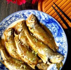 酱焖小黄花鱼