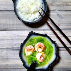 萝卜丝虾汤的做法[图]