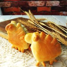 小绵羊面包的做法[图]