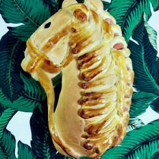 小马香肠面包