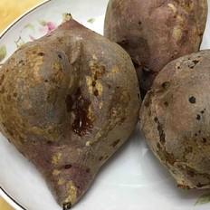 烤地瓜的做法[图]