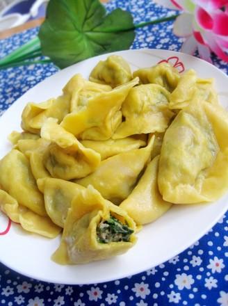 黄金韭菜馅饺子的做法