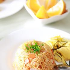 黄致列同款韩式炒饭