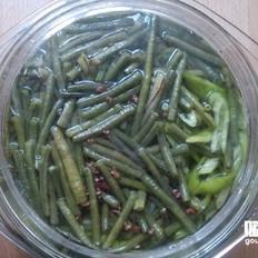 自制美味腌豇豆