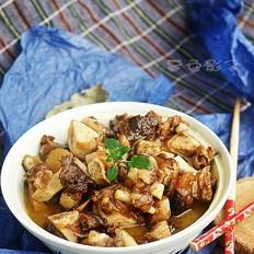 红烧牛小排#秋季美食保胃战#