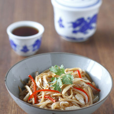 蚝油炒杏鲍菇