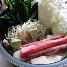 寿喜烧日式牛肉锅