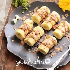 香蕉班戟卷