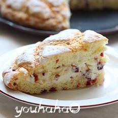 #樱花#乡村蛋糕